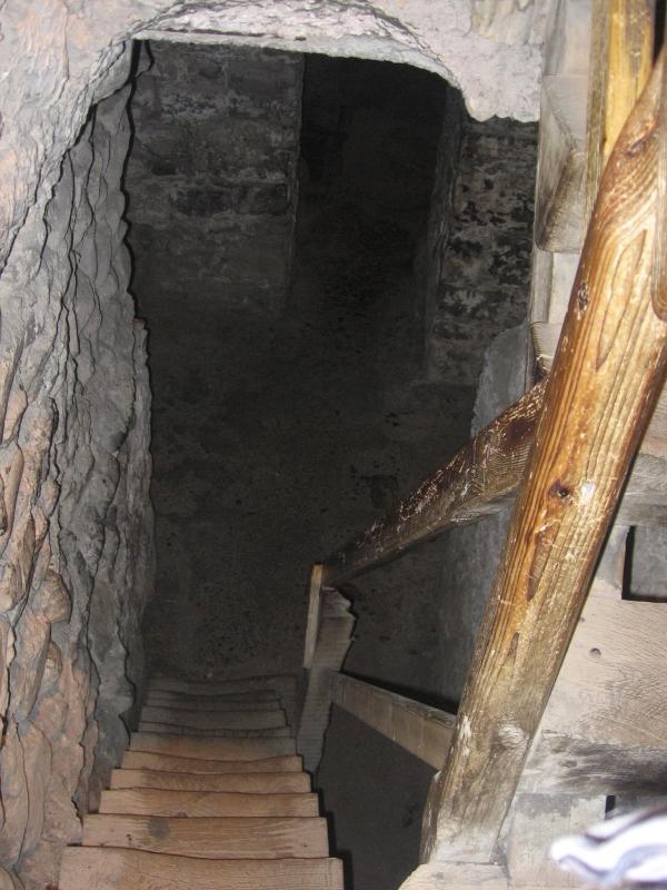 A secret passage !